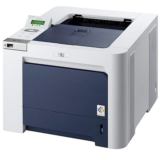 Brother Drucker HL-4040CN Farblaserdrucker gebraucht unter 150.000 Seiten gedruckt