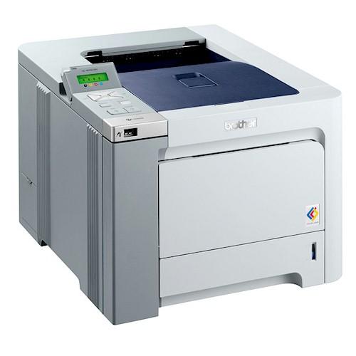 Brother Drucker HL-4050CDN Duplex Netzwerk Laserdrucker gebraucht unter 10.000 Seiten gedruckt