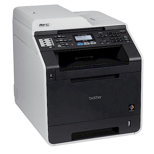 Brother Drucker MFC-9460CDN Multifunktionsgerät Drucker Kopierer Scanner Fax