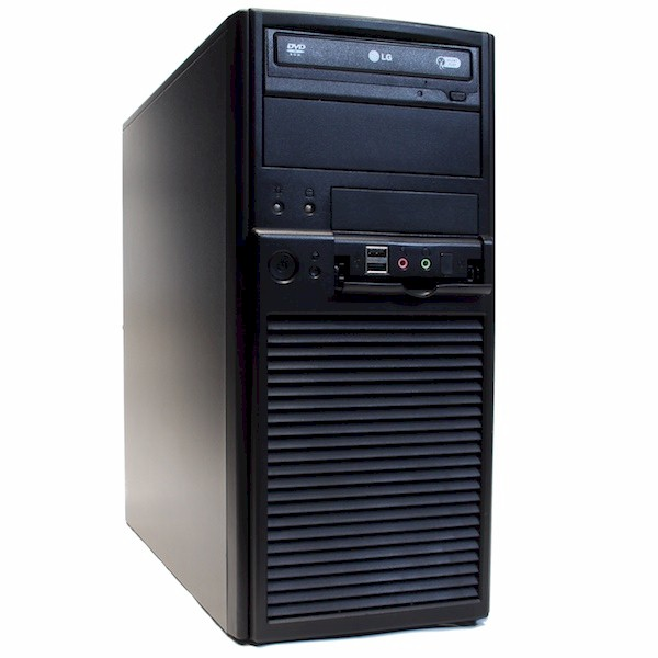 Exone Computer Minitower Athlon X2 240 PC 2,8GHz 160GB 4GB DVD-ROM