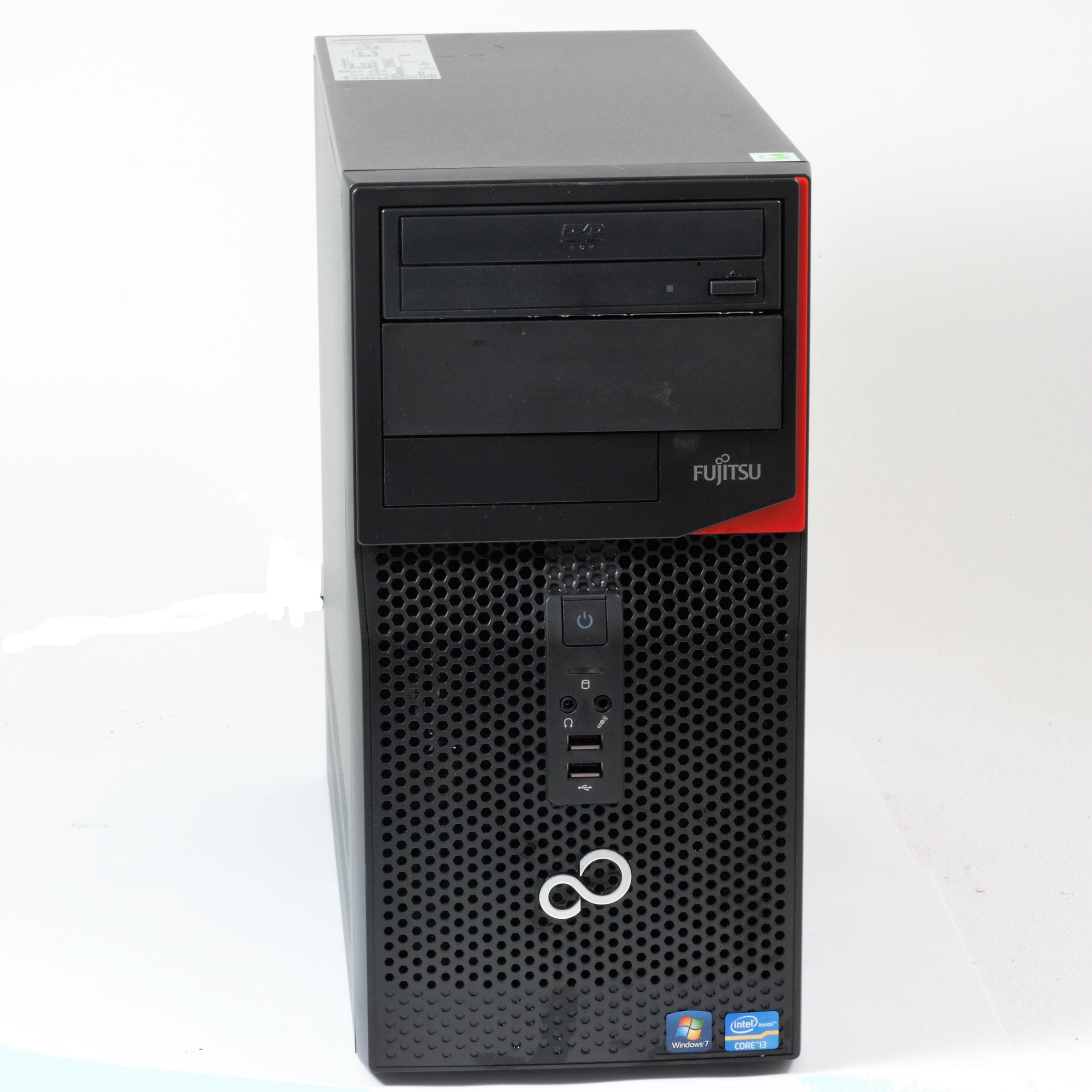 Fujitsu Esprimo P410 Minitower PC Core i3 3220 3,3GHz 500GB 4GB DVD gebraucht PC  Core i3  3220 2x 3,3GHz          500GB   2GB   DVD-ROM
