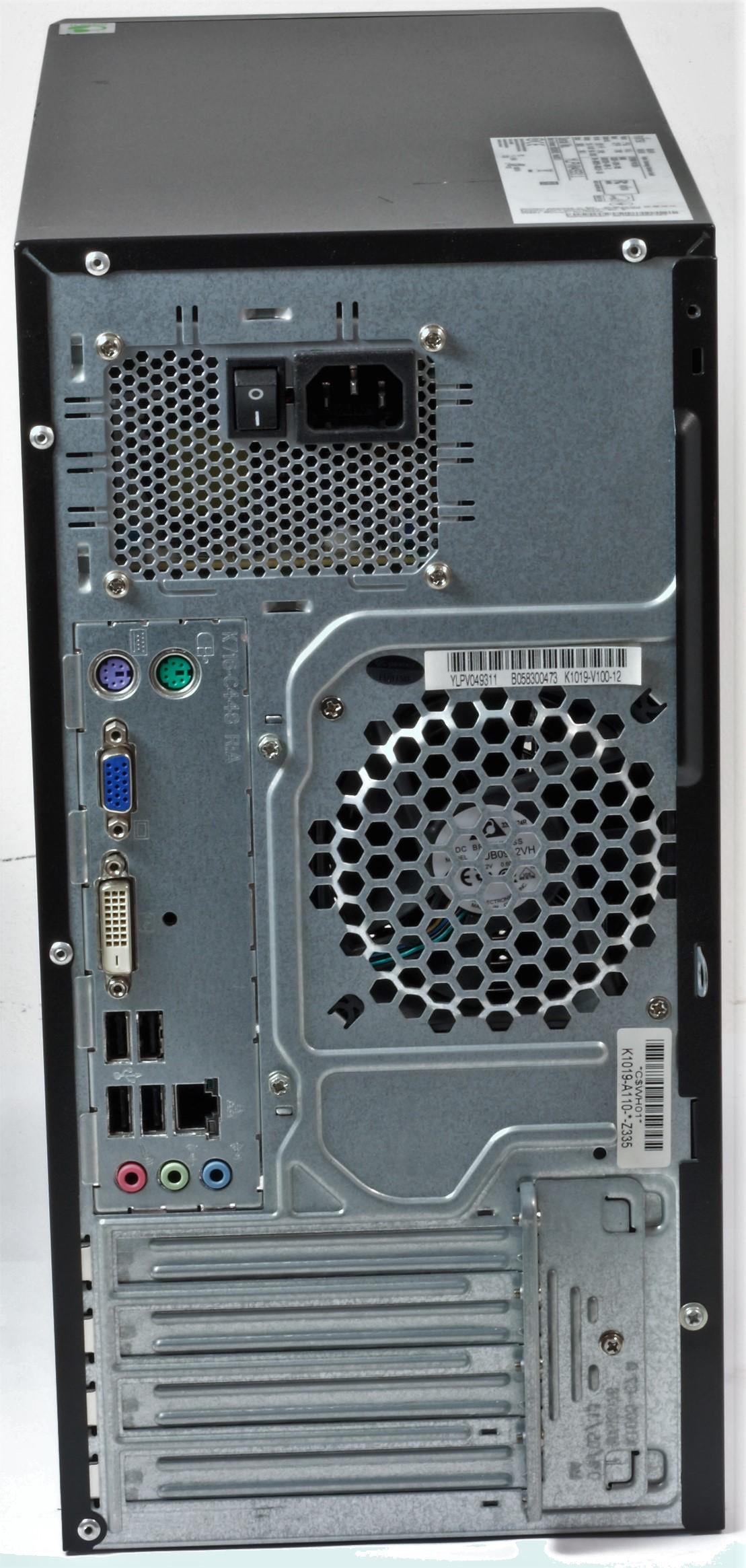 Fujitsu Esprimo P410 Minitower PC Core i3 3220 3,3GHz 500GB HDD 4GB RAM DVD ROM