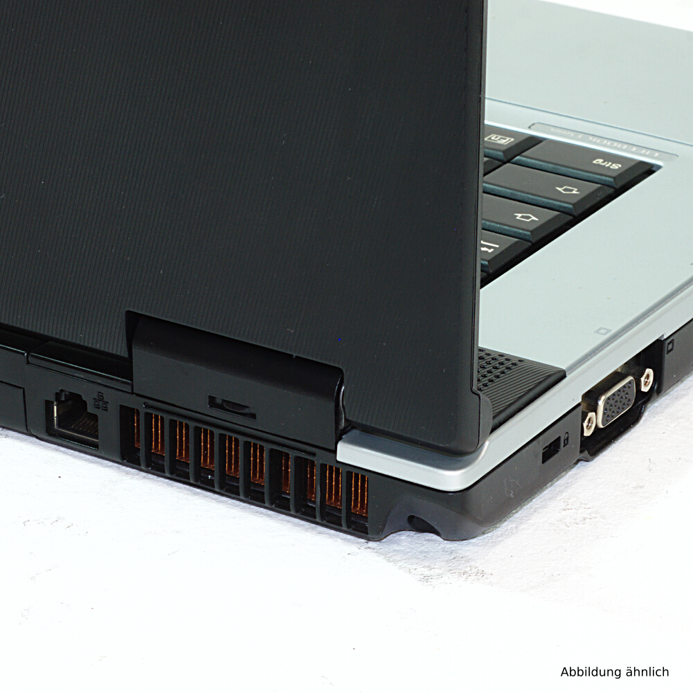 Fujitsu Lifebook E751 - Notebook Core i3  Core i3 2310M - 2x 2,1GHz 160GB 2GB RAM