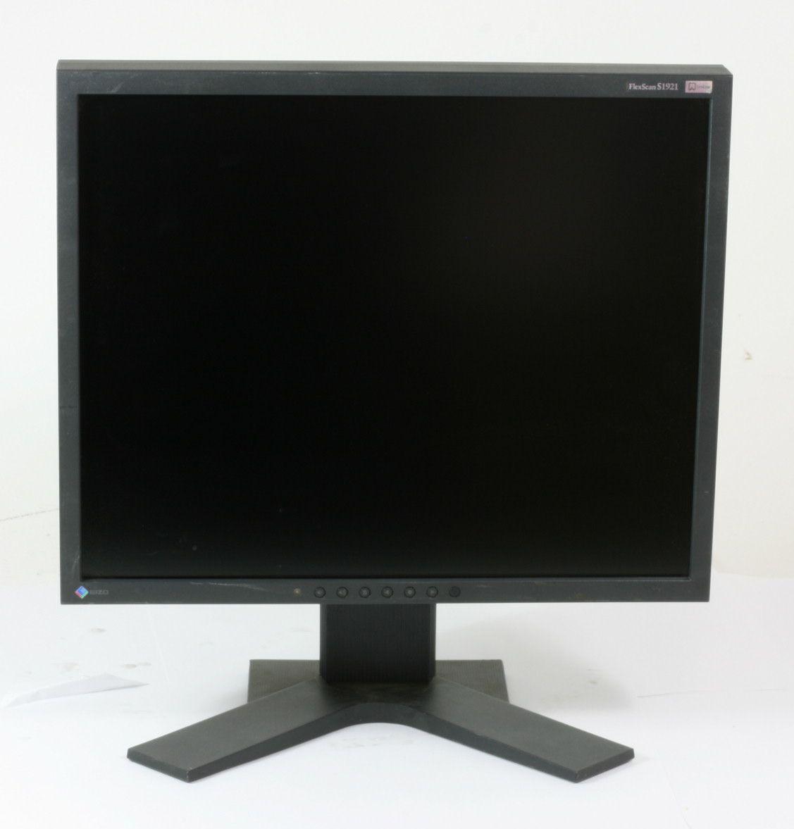 "EIZO Monitor 19 Zoll FlexScan S1921  TFT LCD-Display gebraucht 19"""