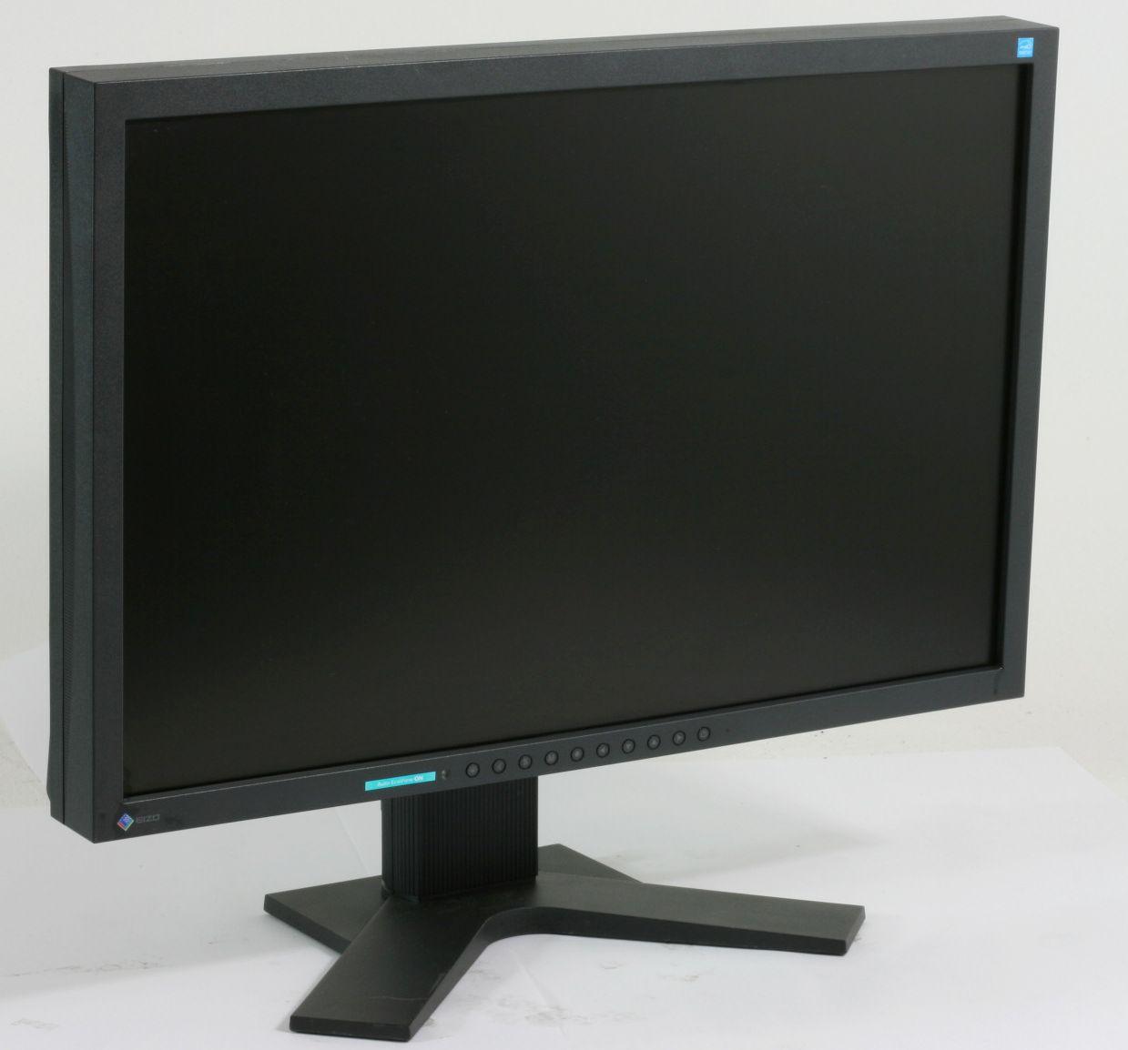 "EIZO FlexScan 22 Zoll Monitor S2202w LCD Display 22"" TFT gebraucht"