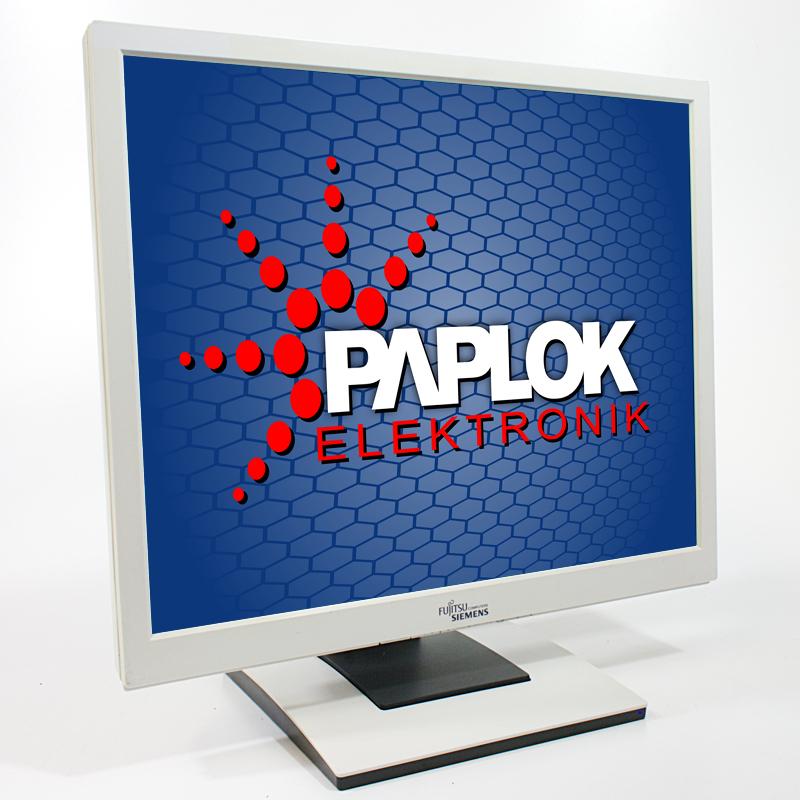 """Fujitsu Siemens 19 Zoll Monitor B19-5 LCD-Display 19"""" TFT Scenicview gebraucht"""