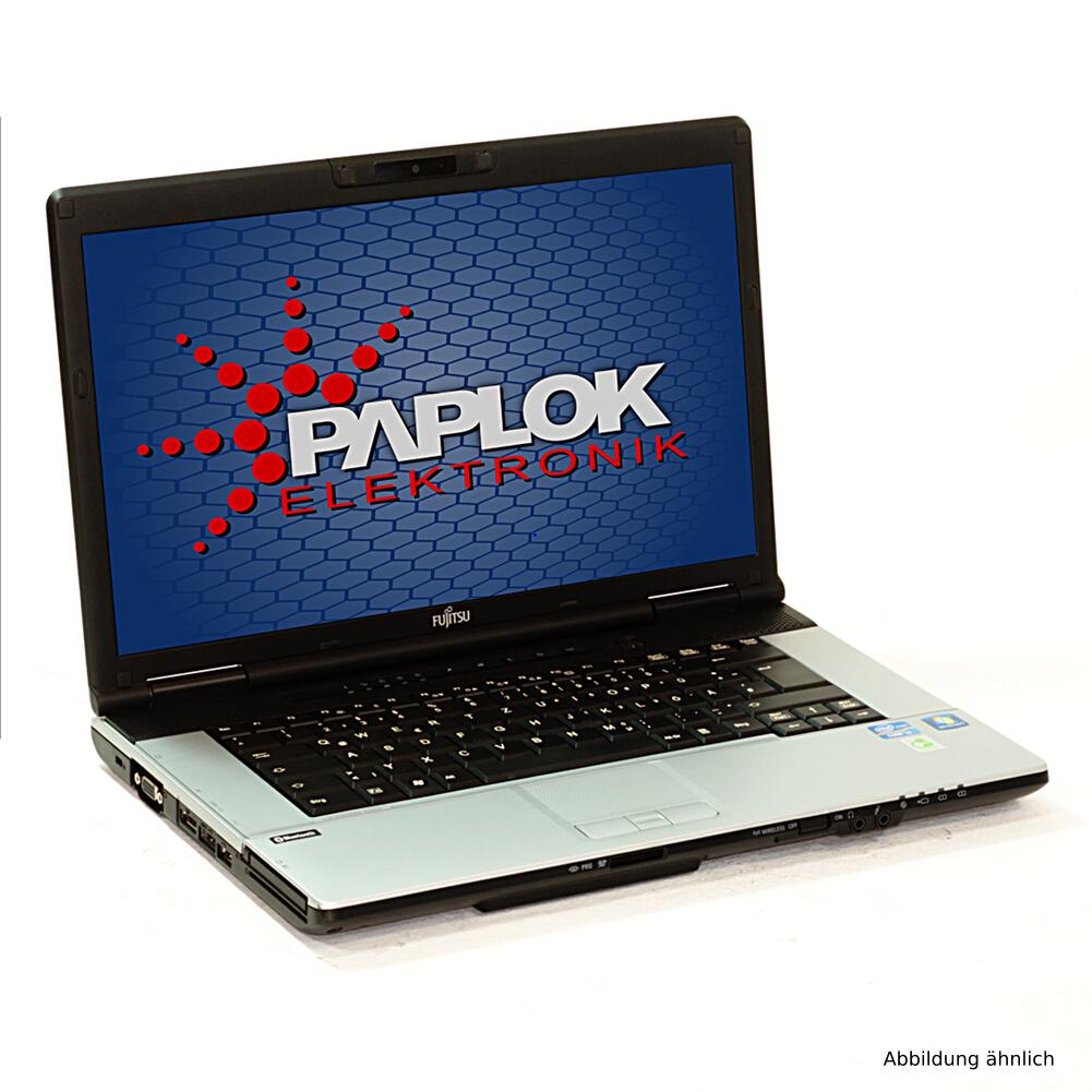 Fujitsu Lifebook E752 Notebook Core i3 3110M 320GB HDD 4GB RAM Webcam +2te AKKU